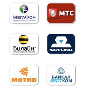 Операторы сотовой связи Выши