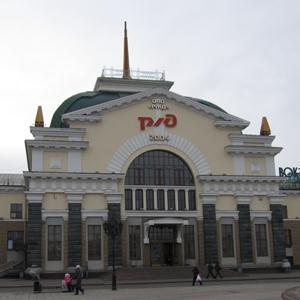 Железнодорожные вокзалы Выши